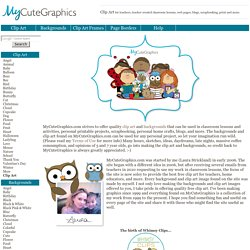 About MyCuteGraphics.com
