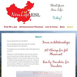 About - New Life ESL
