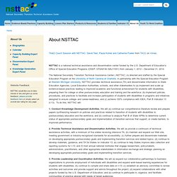 About NSTTAC