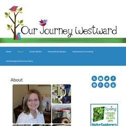 About - Our Journey Westward