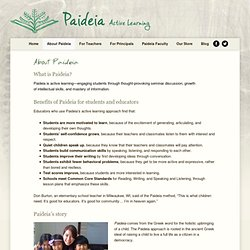 About Paideia