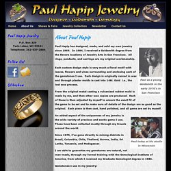About Paul Hapip - Paul Hapip