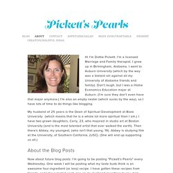 About — Pickett's Pearls
