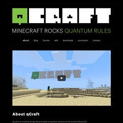 About qCraft
