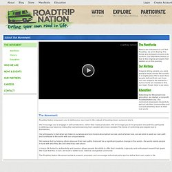 About Roadtrip Nation! - Roadtrip Nation