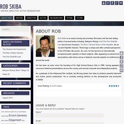 ABOUT ROB - Rob Skiba