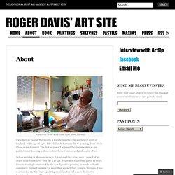 Roger Davis' Art Site
