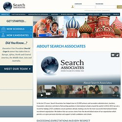 About Search Associates