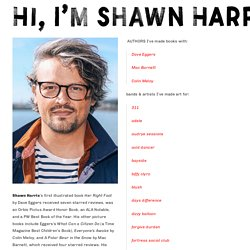 ABOUT — SHAWN HARRIS