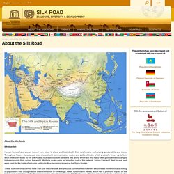 About the Silk Road