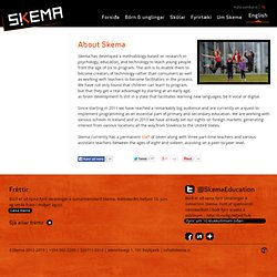 About Skema