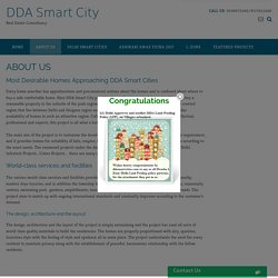 About Us - DDA Smart City