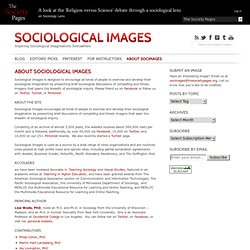 About Sociological Images