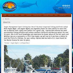 San Diego Sportfishing, Deep Sea Fishing San Diego