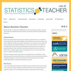 About Statistics Teacher