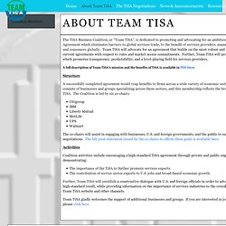 About Team TiSA