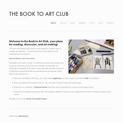 About — The Book to Art Club