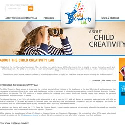 About The Child creativity lab