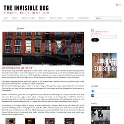 About The Invisible Dog