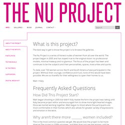 About The Project | The Nu Project