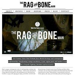 The Rag And Bone Man