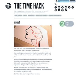 The Time Hack