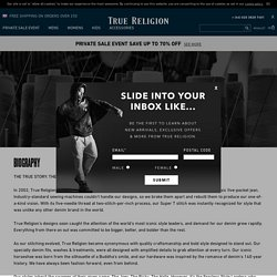 About True Religion