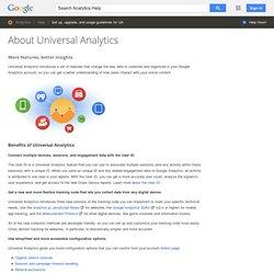 About Universal Analytics - Analytics Help