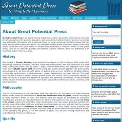 Great Potential Press
