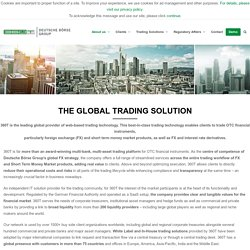 360T Trading Networks