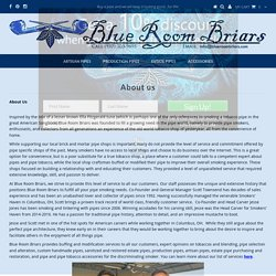 About us – Blue Room Briars
