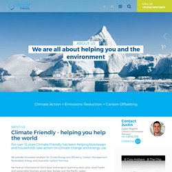 About us - Climate Friendly