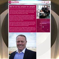 About Us - Curtins Consulting