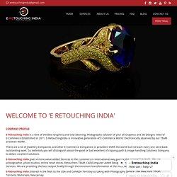 E-Retouching India