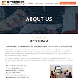 Website Design Company In California