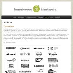 About us : Fit Associates LLC