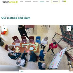 About us - Futureconsult