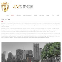About Us – Know More About The AV King