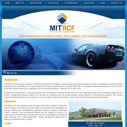 About Us : :: MIT-RCF ::