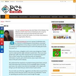 About Us - Pest Control Plus