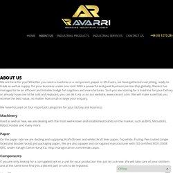 About Us - Ravarri