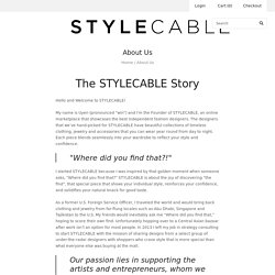 About Us – STYLECABLE