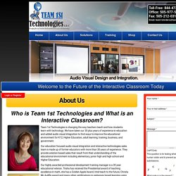 Team 1st Technologies