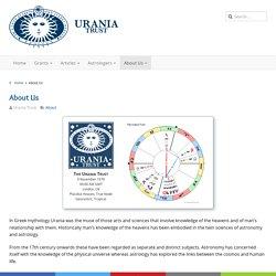 About Us - Urania Trust