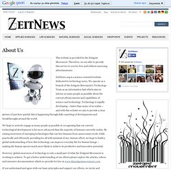 ZeitNews - About