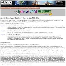 USGS Schoolyard Geology