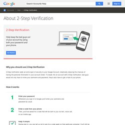 GMAIL - 2-step Verification
