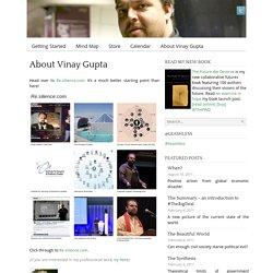 About Vinay Gupta