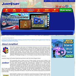 About Us - 3D Virtual World for Kids