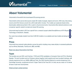 Volumental